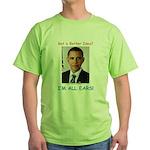 All Ears Green T-Shirt