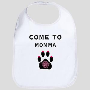 Cougar: Come to Momma Bib