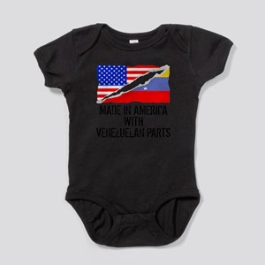 Made In America With Venezuelan Parts Body Suit