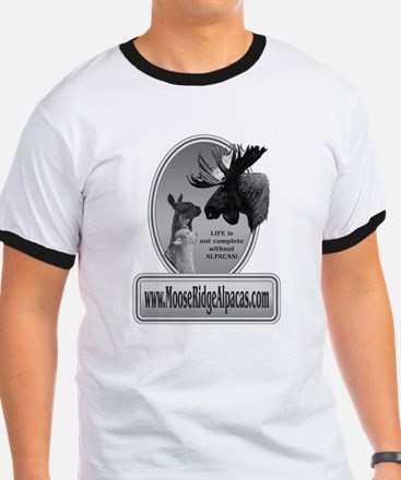 Moose Ridge Logo T