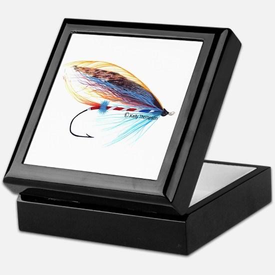 Fly Illustrator Keepsake Box