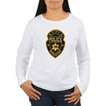 Madera Police Women's Long Sleeve T-Shirt