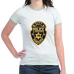 Madera Police Jr. Ringer T-Shirt
