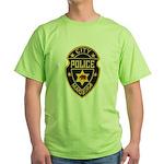 Madera Police Green T-Shirt