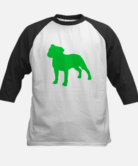 Staffordshire Bull Terrier St. Patty's Day Tee