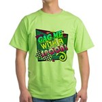 Gag Me With A Spoon! Green T-Shirt