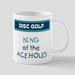 King of the Ace Holes Mug