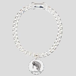 I love Manatees Bracelet
