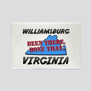 williamsburg virginia - been there, done that Rect