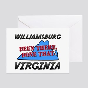 williamsburg virginia - been there, done that Gree