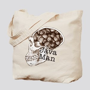 Java Bean Man Tote Bag