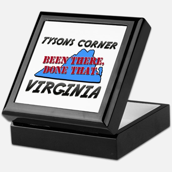 tysons corner virginia - been there, done that Kee
