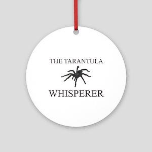The Tarantula Whisperer Ornament (Round)