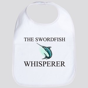 The Swordfish Whisperer Bib