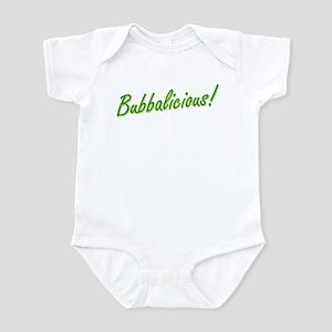 Bubba is Bubbalicious! Infant Bodysuit