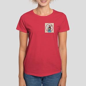 Woman Writer Women's Dark T-Shirt