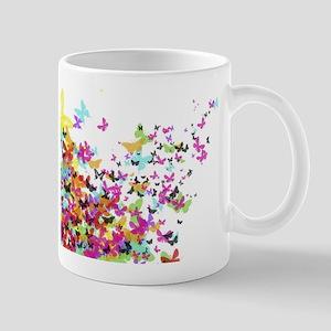 japanese butterflies Mug