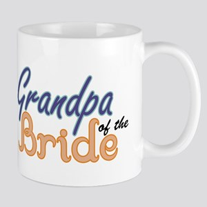 Grandpa of the Bride Mug