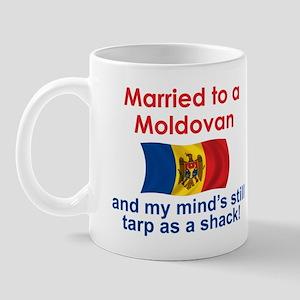 Married to a Moldovan Mug
