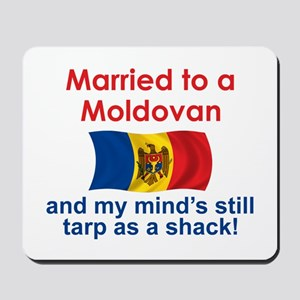 Married to a Moldovan Mousepad
