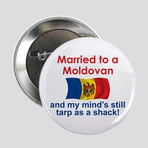 """Married to a Moldovan 2.25"""" Button"""