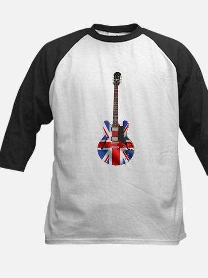 BRITISH INVASION Kids Baseball Jersey
