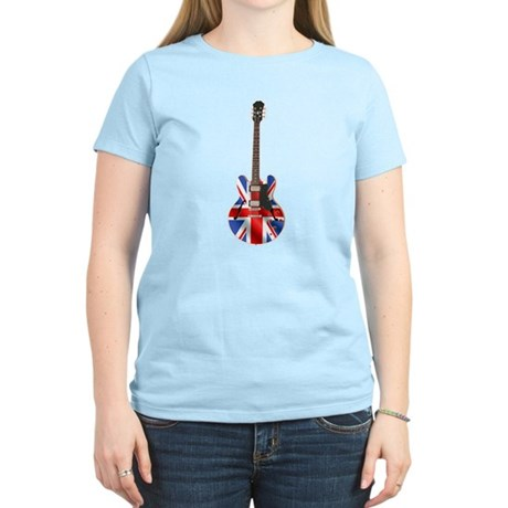 BRITISH INVASION Women's Light T-Shirt