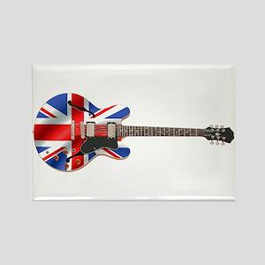 BRITISH INVASION Rectangle Magnet