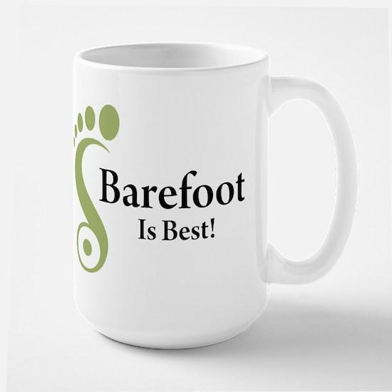BarefootIsBestArt Mugs