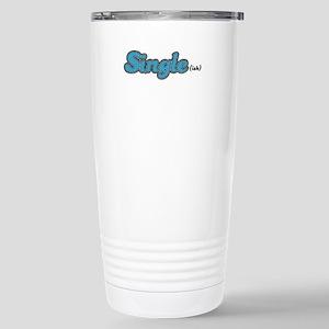 Single(ish) Stainless Steel Travel Mug