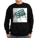Cool Like Old School Sweatshirt (dark)