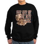 Get Off of My Nut Sack Sweatshirt (dark)