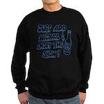 Just Add Alcohol & Enjoy the Sweatshirt (dark)