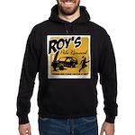 Roy's Pole Removal Hoodie (dark)