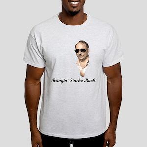 Axelrod - Bringin' Stache Back - Light T-Shirt