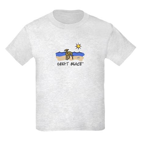 Greyt Beach Kids Light T-Shirt