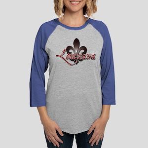 Louisiana Long Sleeve T-Shirt