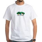 Greyt Outdoors White T-Shirt