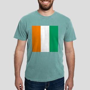 Ivory Coast Flag Mens Comfort Colors® Shirt