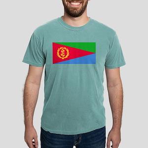 Flag of Eritrea Mens Comfort Colors® Shirt