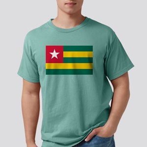 Flag of Togo Mens Comfort Colors® Shirt