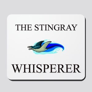 The Stingray Whisperer Mousepad
