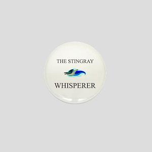 The Stingray Whisperer Mini Button