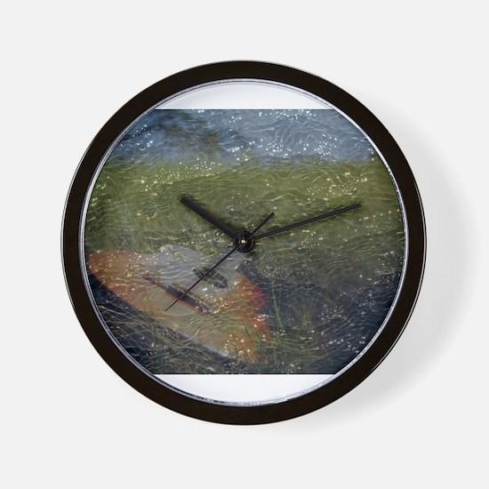 Guitar Dreams Wall Clock