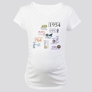 Black History Special Designs Maternity T-Shirt