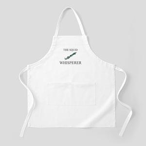 The Squid Whisperer BBQ Apron