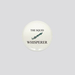The Squid Whisperer Mini Button