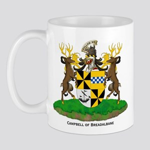 Campbell of Breadalbane Mug