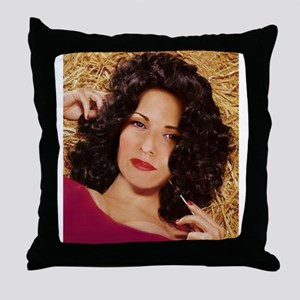 Red Hot Tamale Throw Pillow
