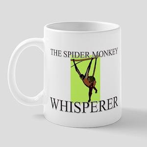 The Spider Monkey Whisperer Mug